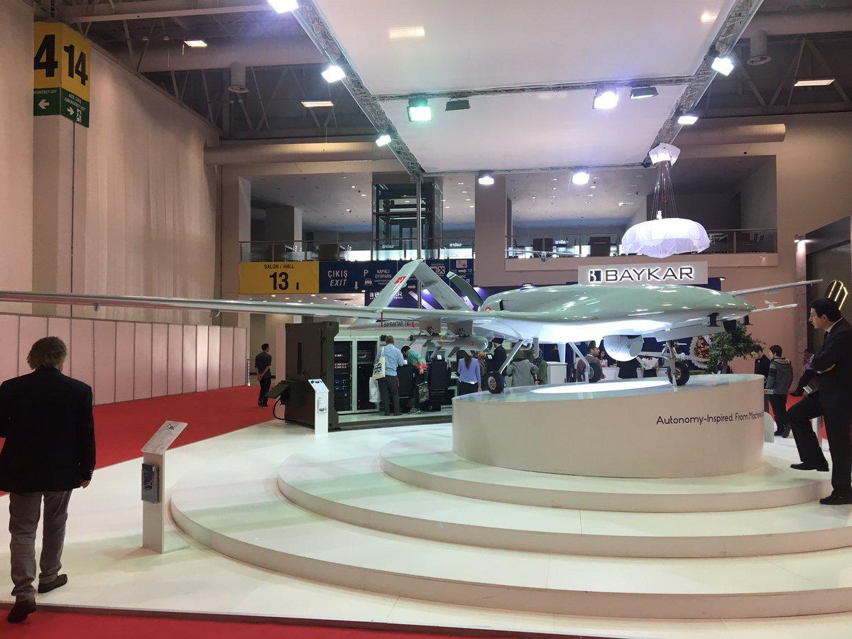 معرض الصناعات الدفاعية الدولي IDEF-17 ينطلق في إسطنبول.....تغطيه مصوره  - صفحة 3 C_nPL-zXsAAlESp