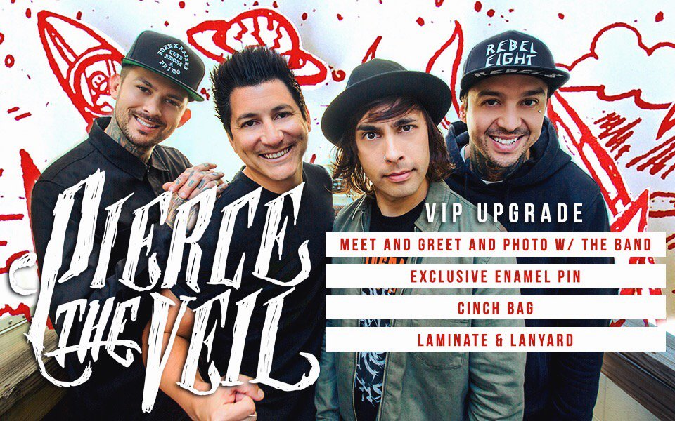 Pierce the veil on twitter tickets to the riseagainst and 700 am 12 may 2017 m4hsunfo