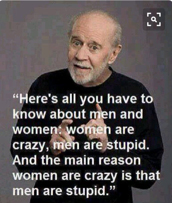 Happy posthumous birthday to George Carlin and to All those born today!!