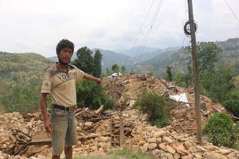 भूकम्पपीडितको लागि छुट्याएको १८ अर्ब बैंकमै थन्कियो
