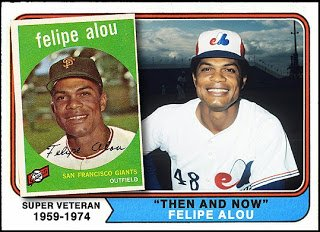 Happy 82nd Birthday to former player and manager Felipe Alou!!!