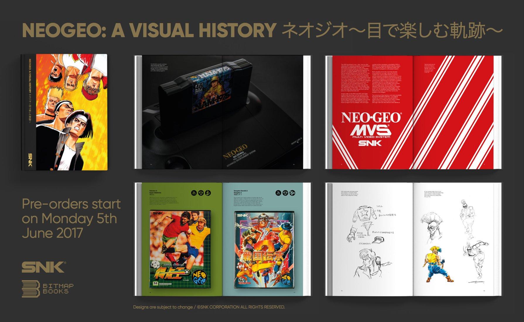 NEOGEO: a visual history C_nyUvZXUAACoE_