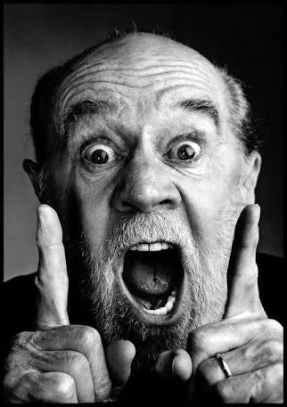 Happy birthday George Carlin would have been 80 today, we miss you!