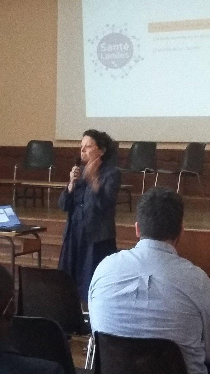 M.N.Billebot @ARS_NAquit TSN,  PTA,  on en parle !  #telemedecine #ruralite #LaReole<br>http://pic.twitter.com/gMnQ9BPDo0