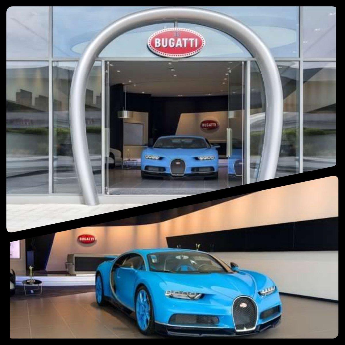 "Nik J Miles On Twitter: ""The Largest #Bugatti #showroom In"