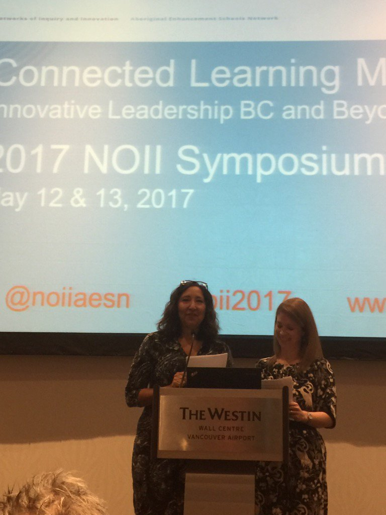 Laura & Nicole once again have the toughest job at the symposium - and they are amazing at it! #NOIINSW #noii2017 https://t.co/JdxET47VbC