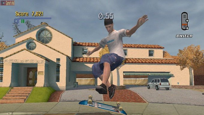 Happy birthday This is why the best game ever is Tony Hawk\s Pro Skater