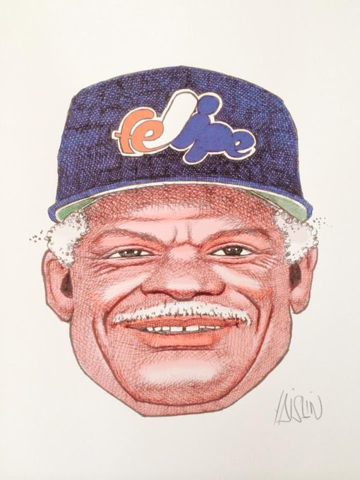 Bonne fête, Happy Birthday  Felipe Alou. 82 years old today legend