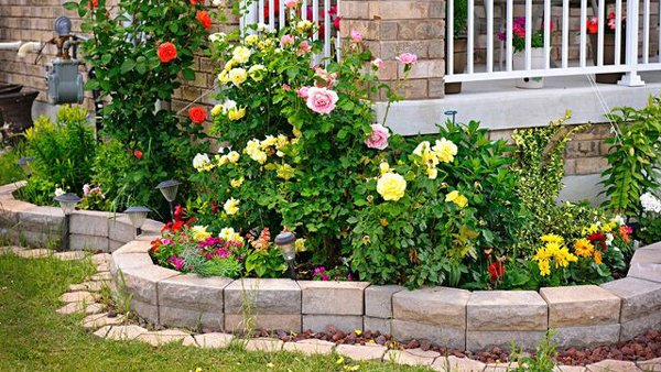 Landscaping Ideas For Small Gardens