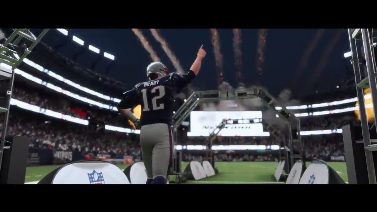 Madden like you've never seen it...  #Madden18 https://t.co/1H5gNSVISD