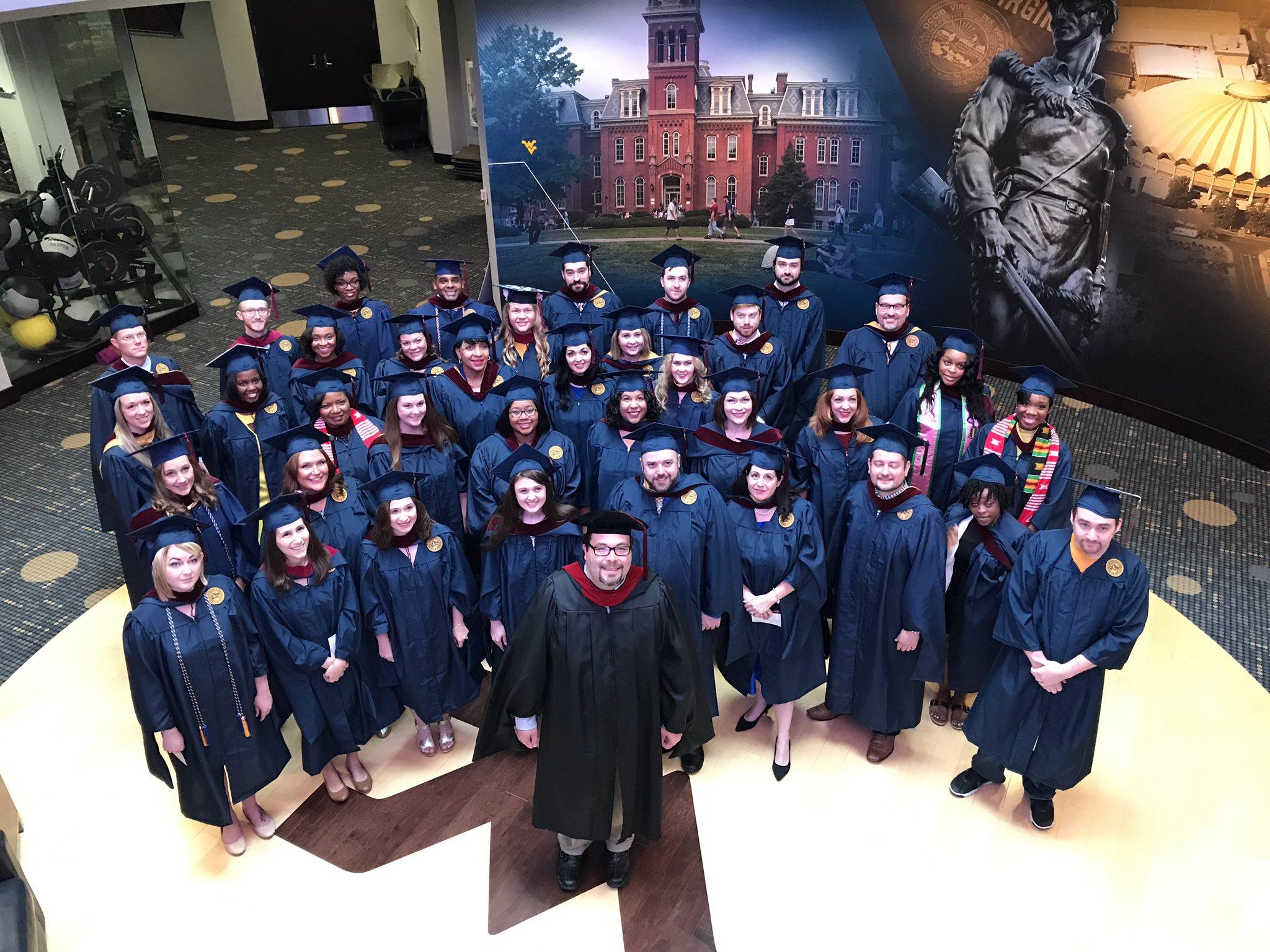 Congratulations to our IMC grads! #WVUgrad 🎓 https://t.co/LEgTGoXHLD