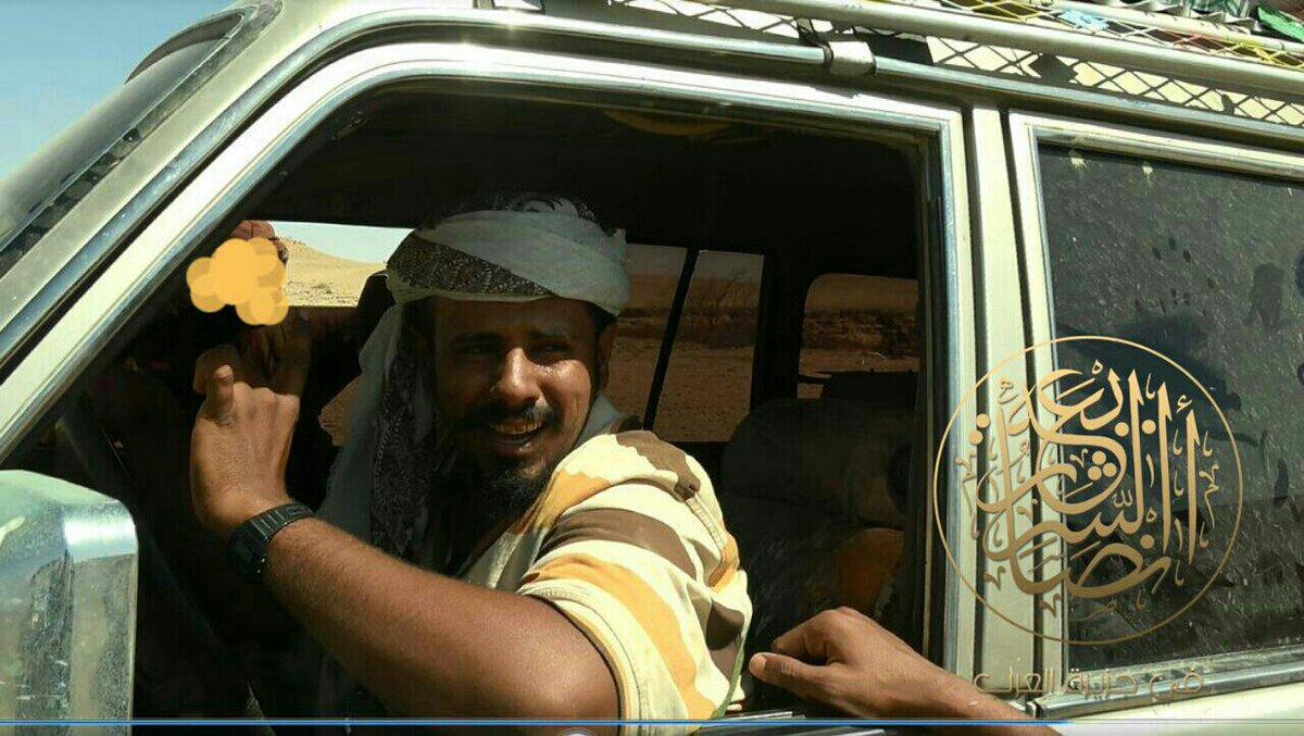 Abu al-Rabeeh al-Hadrami (AQAP), who blew himself up as a SVBIED on elite Hadramout forces military camp. Yemen