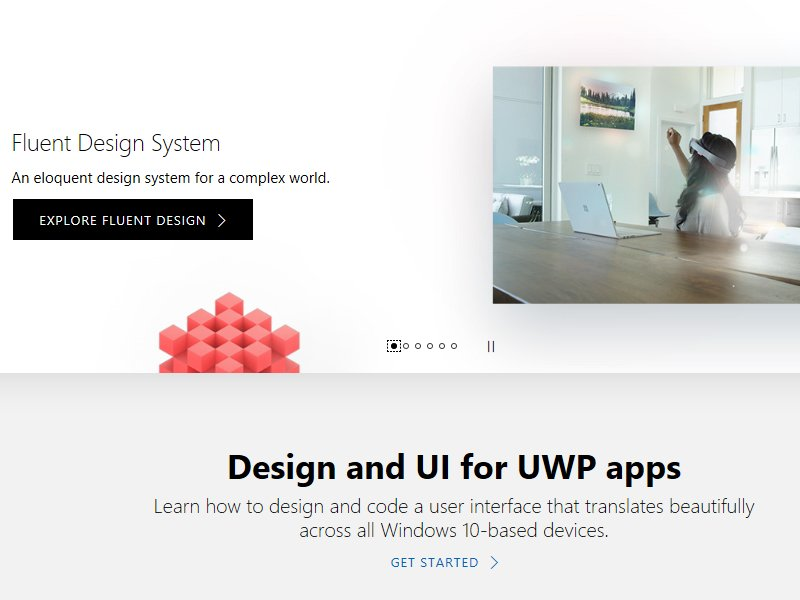 Windows Ui On Twitter The Fluent Design System Is Here Check Out The Design Guidelines Including Links To Design Toolkits Here Https T Co Es43uvzrah Https T Co F6b20uqybb