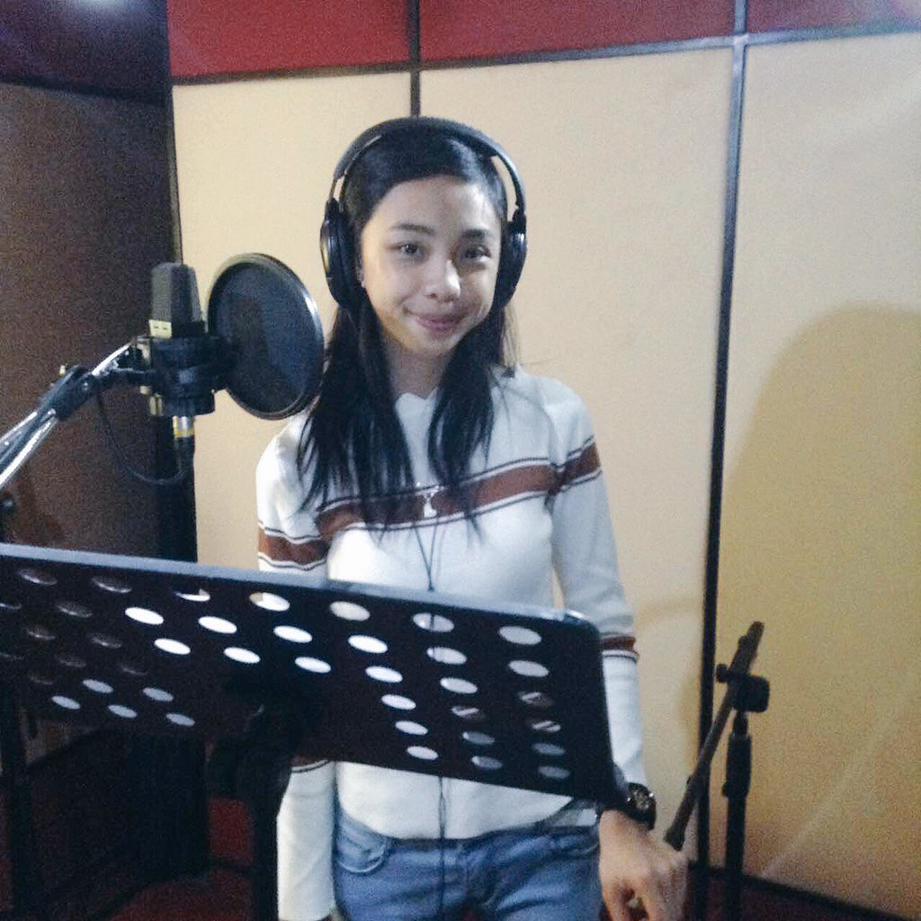 Maymay's album will debut soon at Astroplus and Astrovision stores!