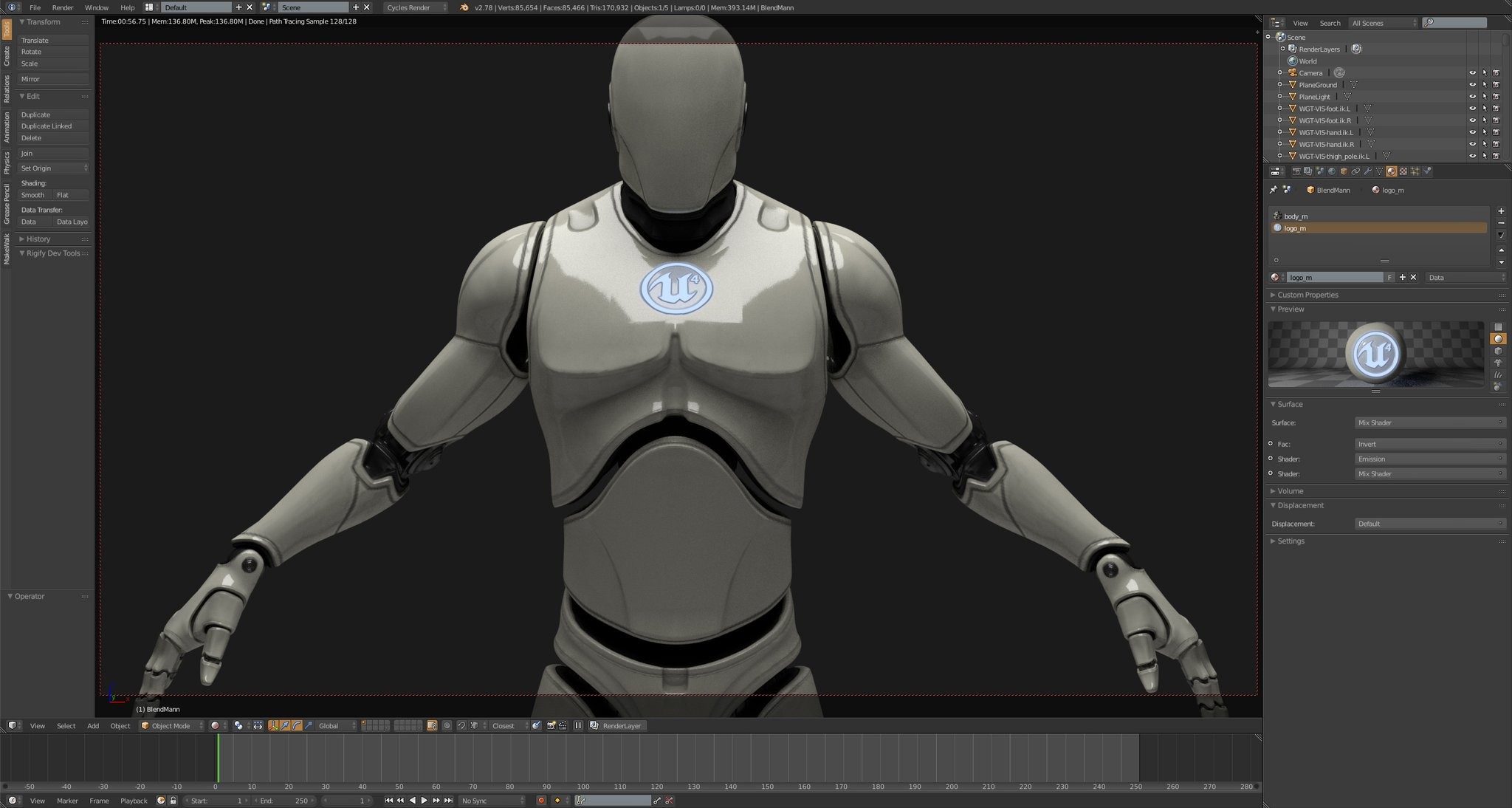 Blender Unreal 4 Epic Live Stream Training - Latest News - Blender