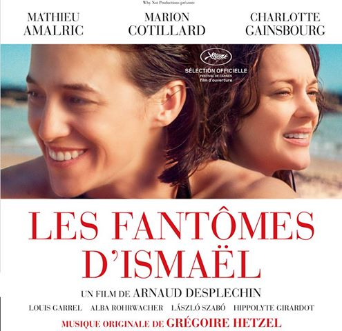 #np @therealCharlesX &quot;Ismael&#39;s Ghosts&quot; on the new @arnaudesplechin movie for @Festival_Cannes opening #cannes2017  https:// idol.lnk.to/2eQ1T  &nbsp;  <br>http://pic.twitter.com/wmMIGP4TIw
