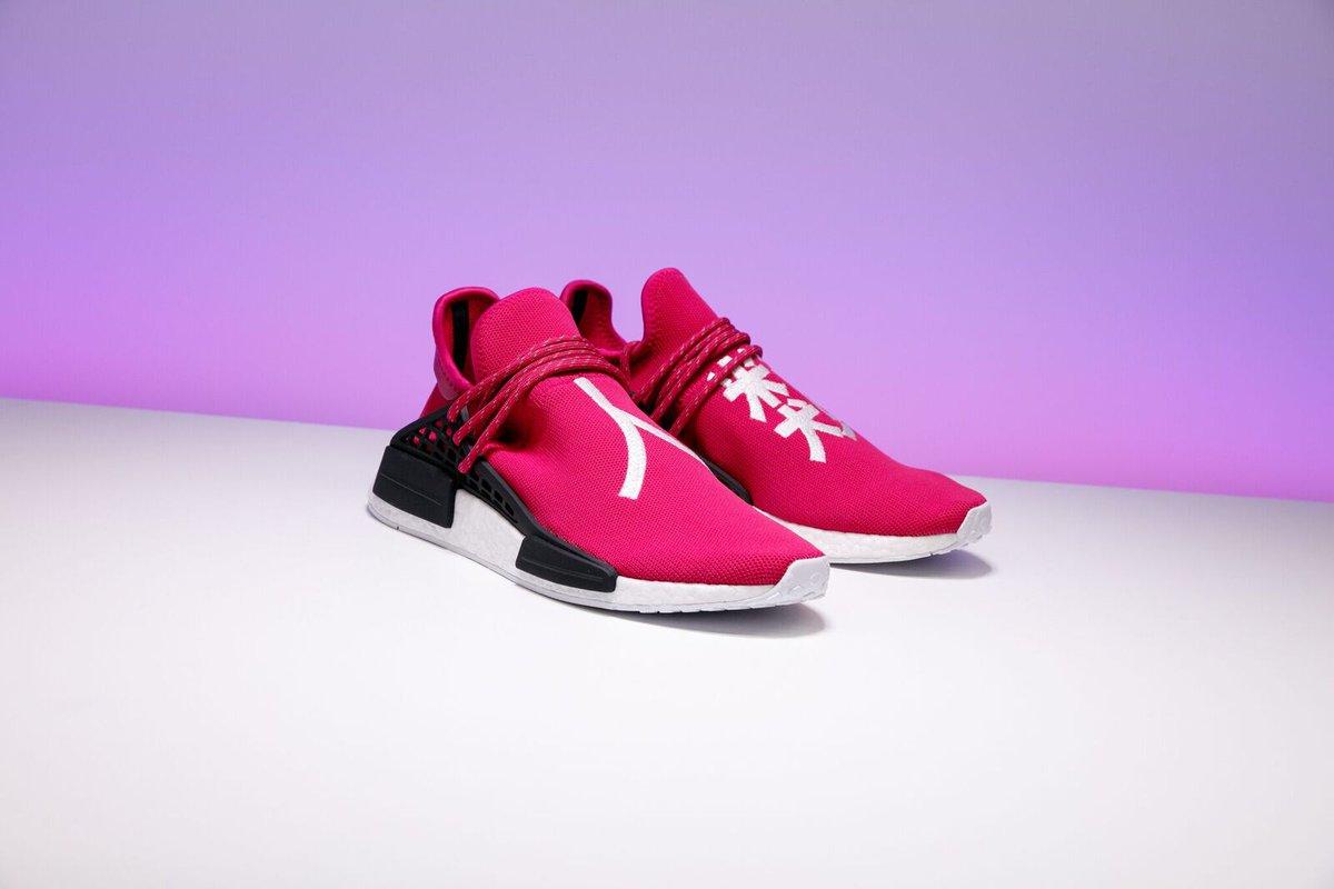 envío gratis obtener online barato mejor valorado auctioning Friends Family Adidas Pharrell Human Race NMD benefit ...