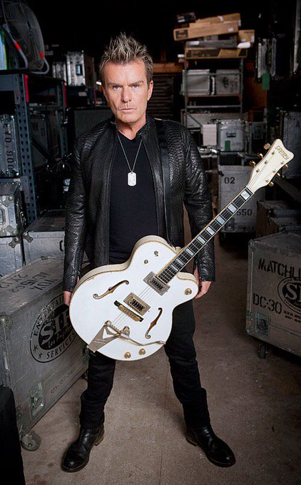 Happy birthday Cult guitarist Billy Duffy - what a great guitarist