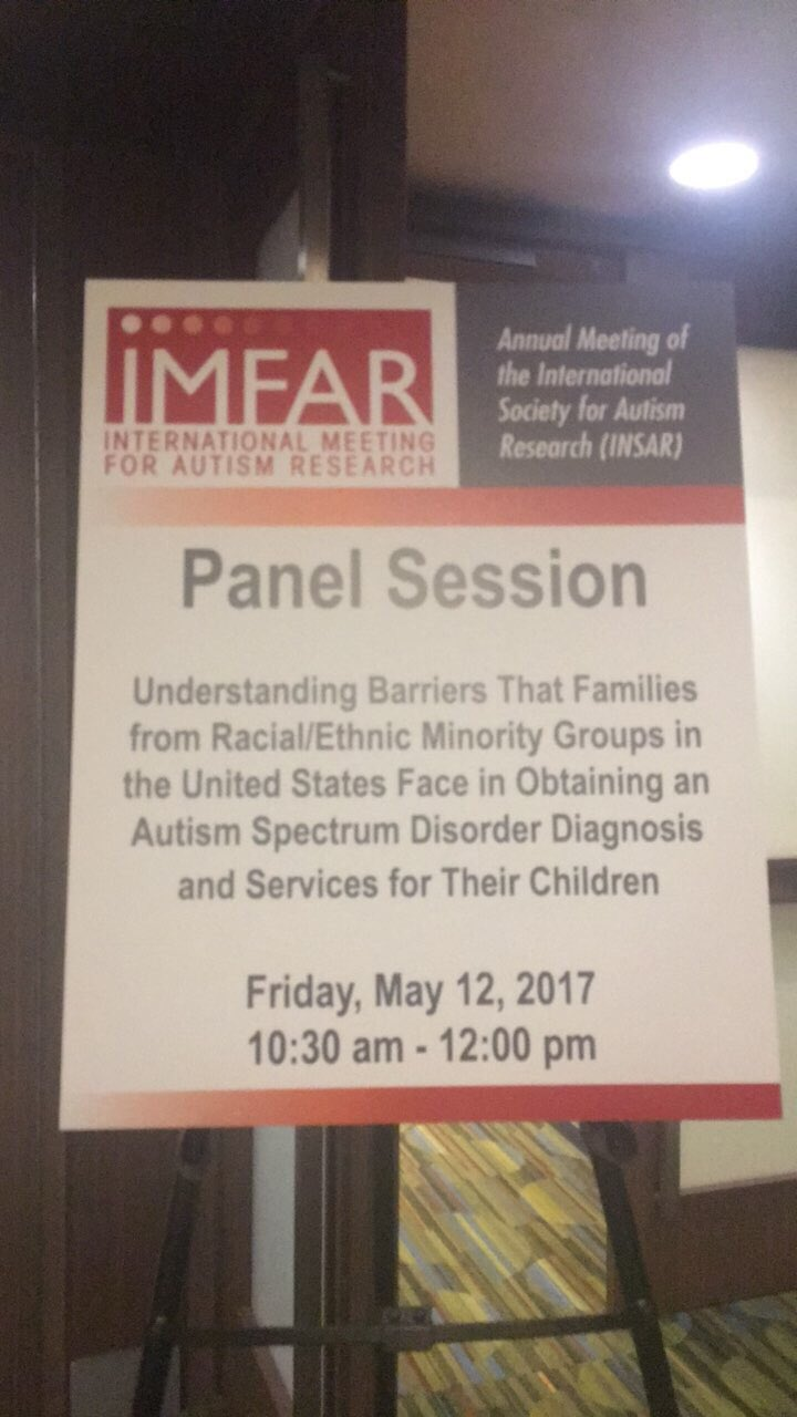 Seems like all the POC at #IMFAR2017 are here... https://t.co/z0LNK66iHt
