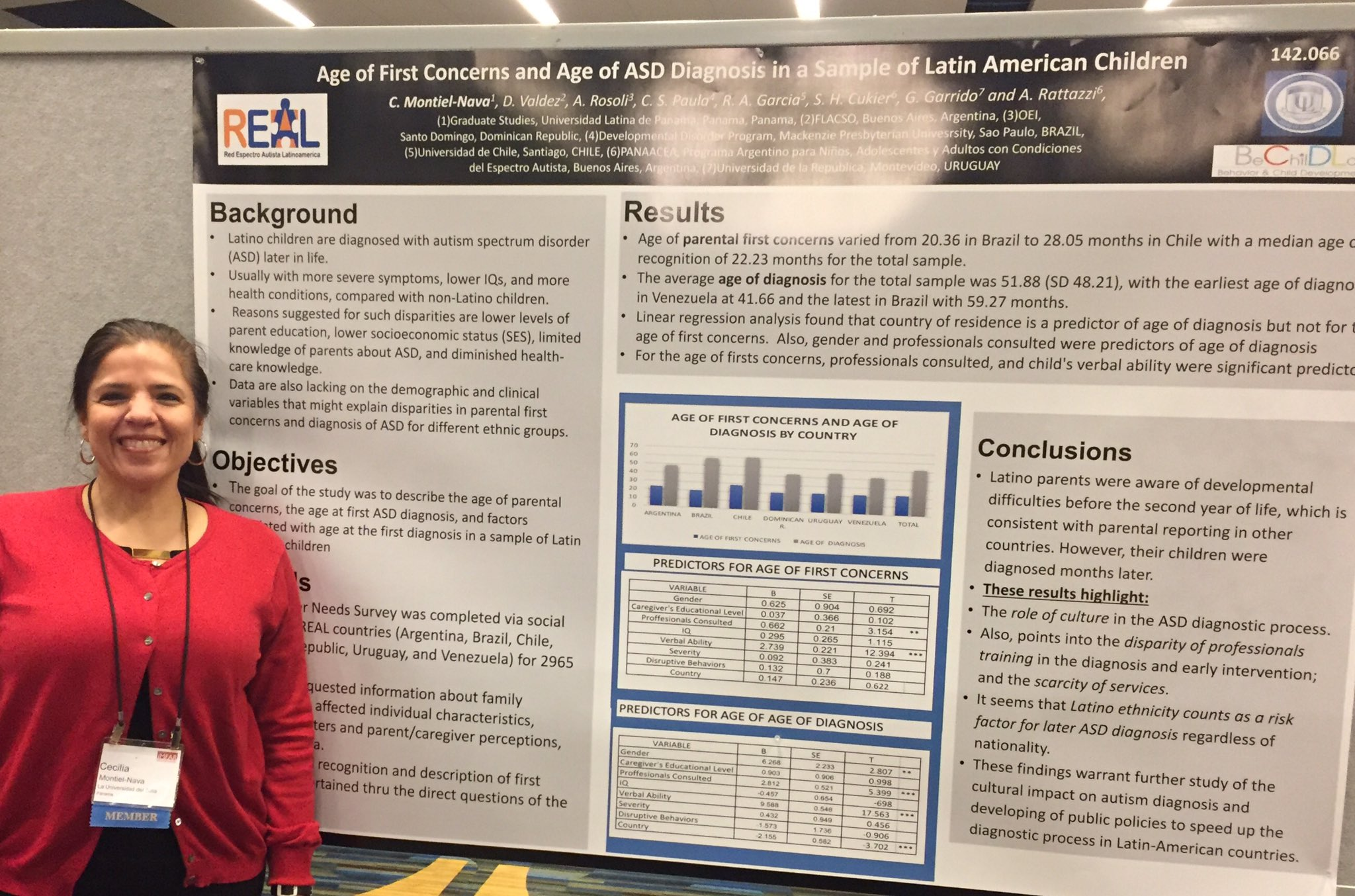 Age of ASD diagnosis un Latín American Children . #IMFAR2017  #REAL https://t.co/Mx0XoibT5z