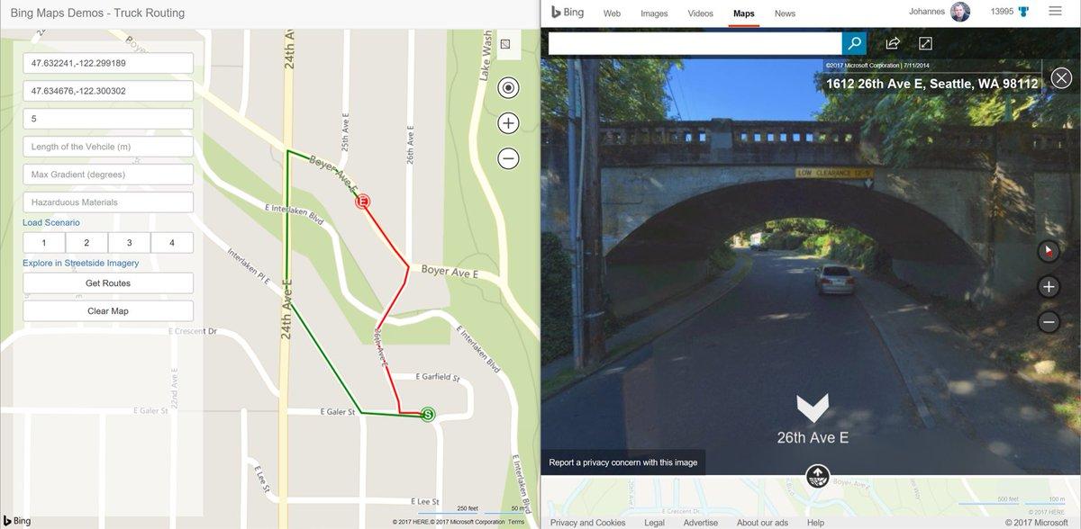 Bing Maps on Twitter: \