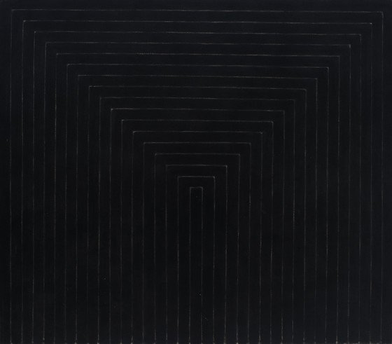 Happy birthday to American painter and print maker, Frank Stella!