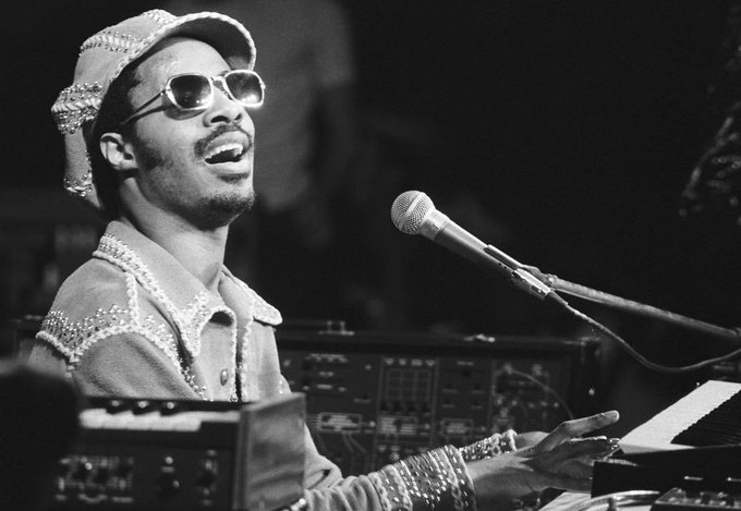 Just in case I forget to do so tomorrow, Happy (Early) Birthday to the Legend that is Stevie Wonder.