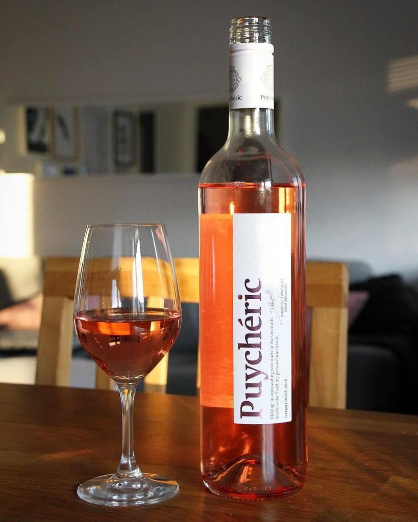 Evening wine! /5 #Puycheric #2015 #SyrahRose #Frankrike #2209 #Basseluringtestar #winelover #time4wine #winelov…  http:// ift.tt/2qaf3Mf  &nbsp;  <br>http://pic.twitter.com/wChS5DdlfU