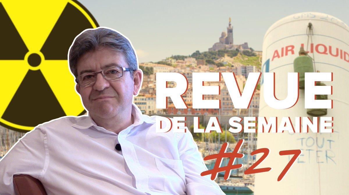 #RDLS27 en ligne ! Les thèmes : législatives, Marseille, industrie, GM&S, Technip, écologie, nucléaire. ➡️https://t.co/10x0PLV956