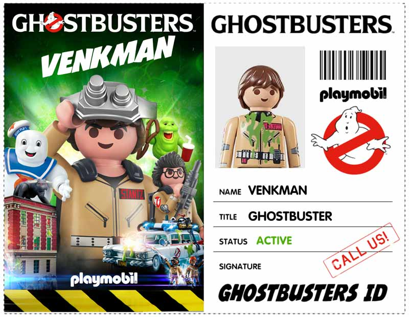 ghostbusters news on twitter create you own custom ghostbusters id