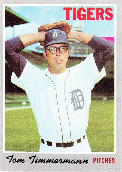 Happy Birthday, Lou Whitaker, Tom Timmermann and the late Dixie Parsons, Hank Borowy, Archie McKain and Joe Dugin.