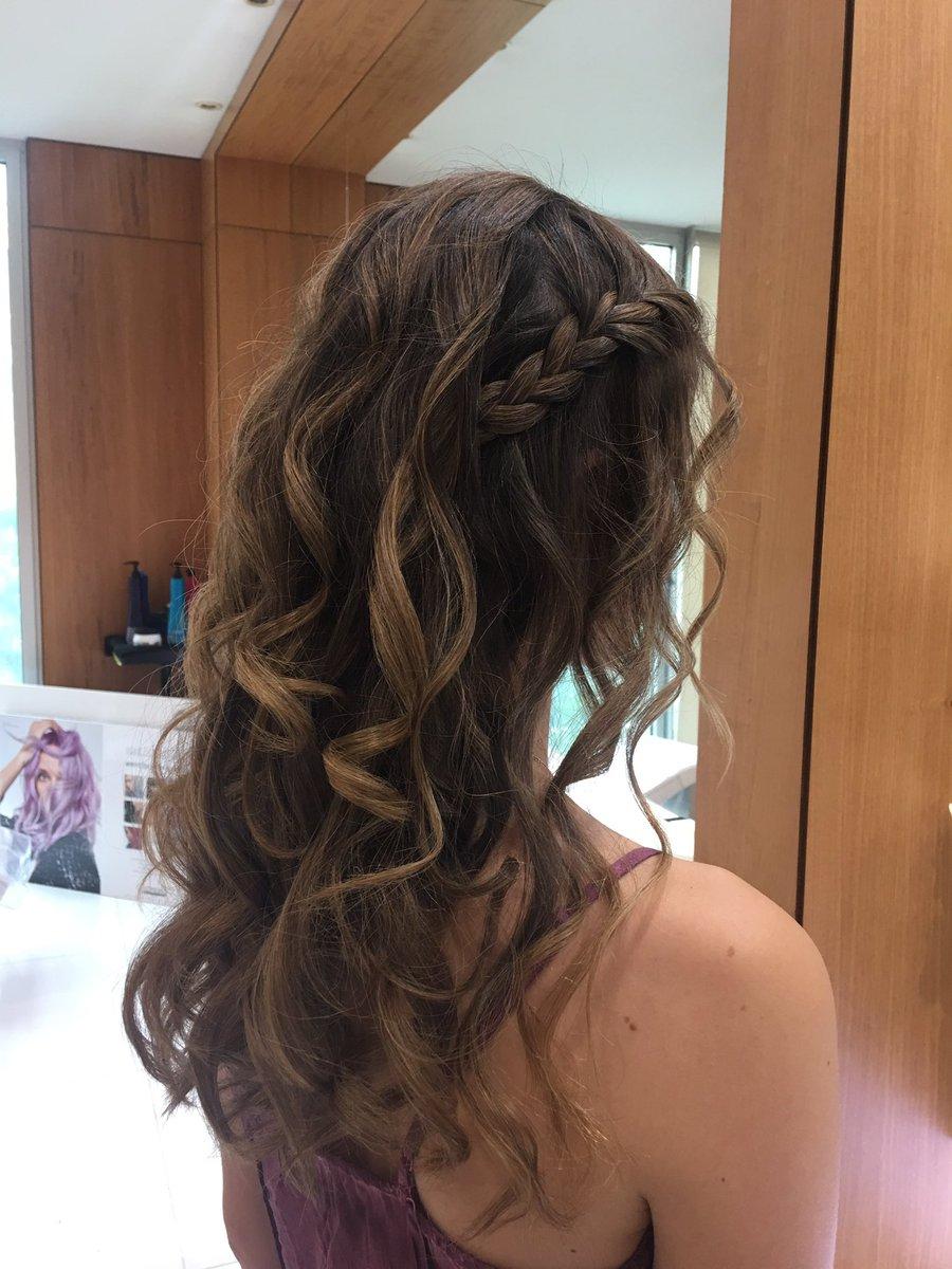 Raquel Mazas On Twitter Peinado Para Graduacion Peinado Melena