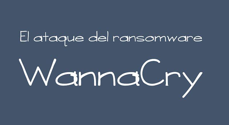 El lado del mal - El ataque del ransomware #WannaCry  https://t.co/5NBsxG4Zvw #WannaCry #ransomware https://t.co/CyIvhYqWVE