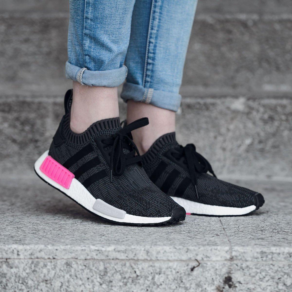 0f14b4a03 ... Sneaker Shouts™ on Twitter  On Sale Women s adidas NMD R1 ...