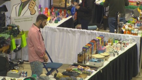 First cannabis convention show works to dispel fears, answer questions
