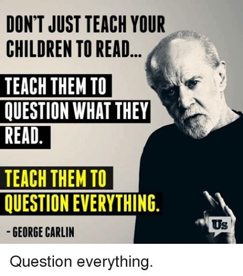 Happy 80th Birthday to the late George Carlin -- we need you more than ever!