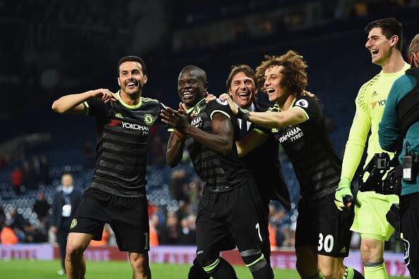 Chelsea Juara Liga Inggris, Conte: Ini Mimpi yang Terwujud