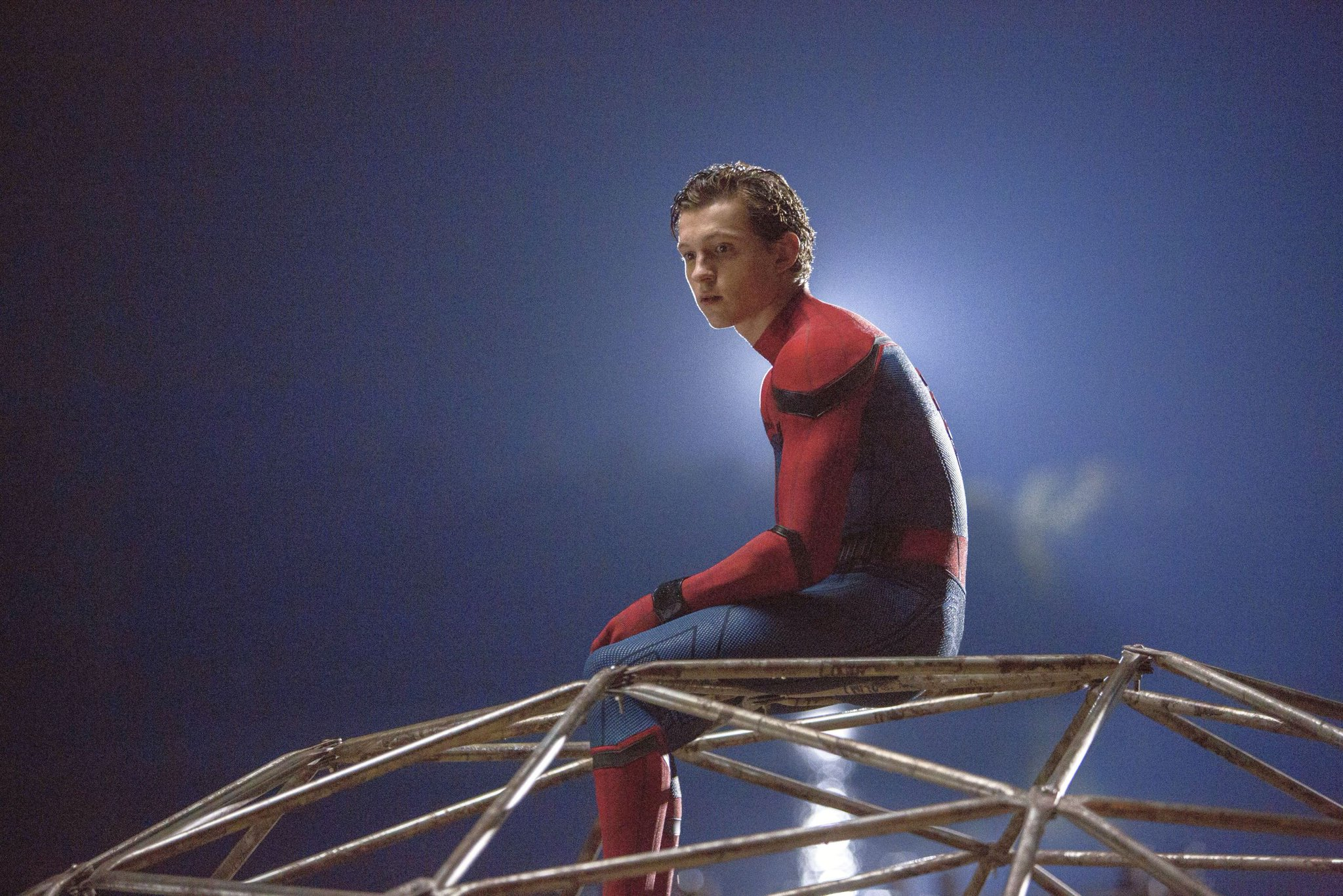 New Spider-Man: Homecoming Photos Featuring Peter Parker & His Friends