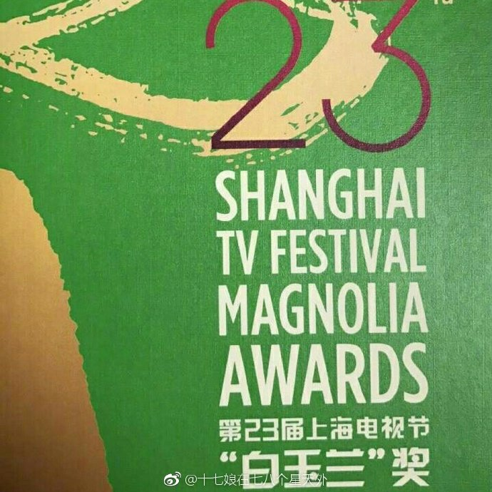 Image result for 23rd magnolia awards