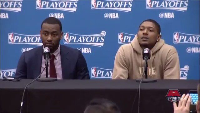 John and Brad postgame reaction to tonight's thrilling Game 6 win over Boston   #WizCeltics #DCFamily