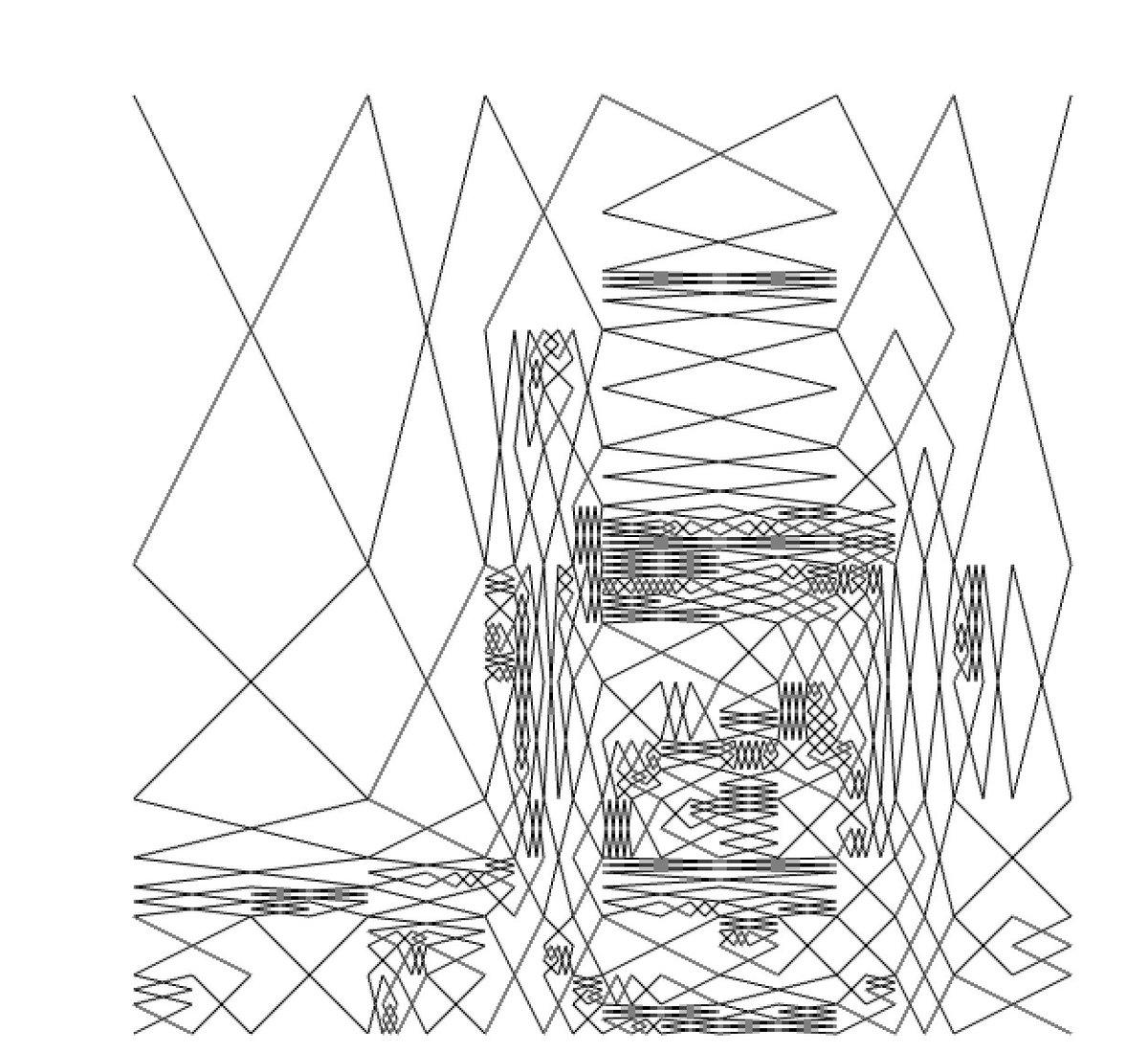 Zach Lieberman On Twitter Webcam Split Lines