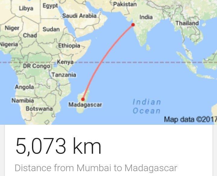 Ivs Pinehurst Spent 5weeks Covering Mumbai Toamasina Or 5 000km Over 8wks Btn Mauritius Madagascar Some 880km Jubileemaizescandalpic Twitter