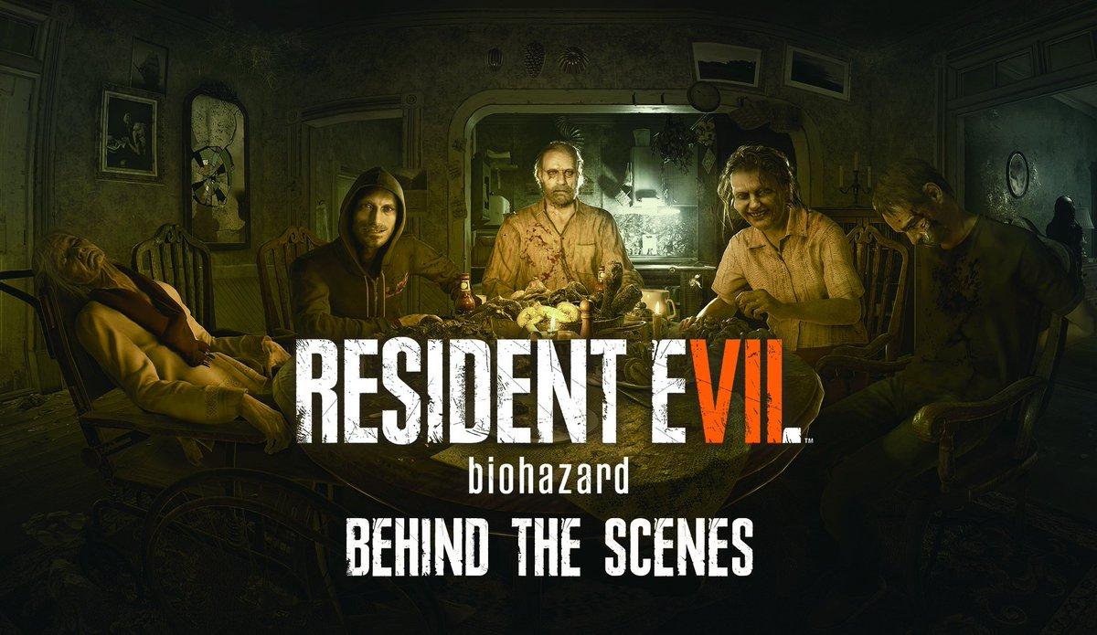 Crimson Head Com Resident Evil Mansion On Twitter Behind The