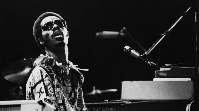 Happy birthday to one of the finest soul and R&B performers of all time, Stevie Wonder! Absolute legend.