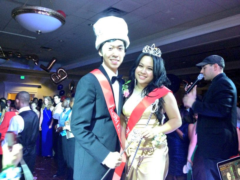 Renay Johnson on Twitter  Blair Prom Memories...Looking forward to crowning our 2017 Prom King u0026 Queen! #blairprom2k17u2026    sc 1 st  Twitter & Renay Johnson on Twitter: