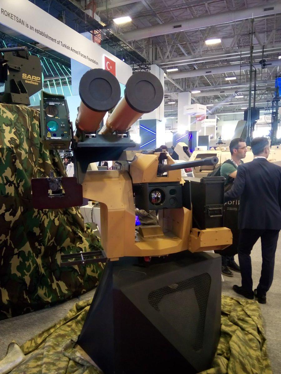 معرض الصناعات الدفاعية الدولي IDEF-17 ينطلق في إسطنبول.....تغطيه مصوره  - صفحة 3 C_tDco5XcAEgncx