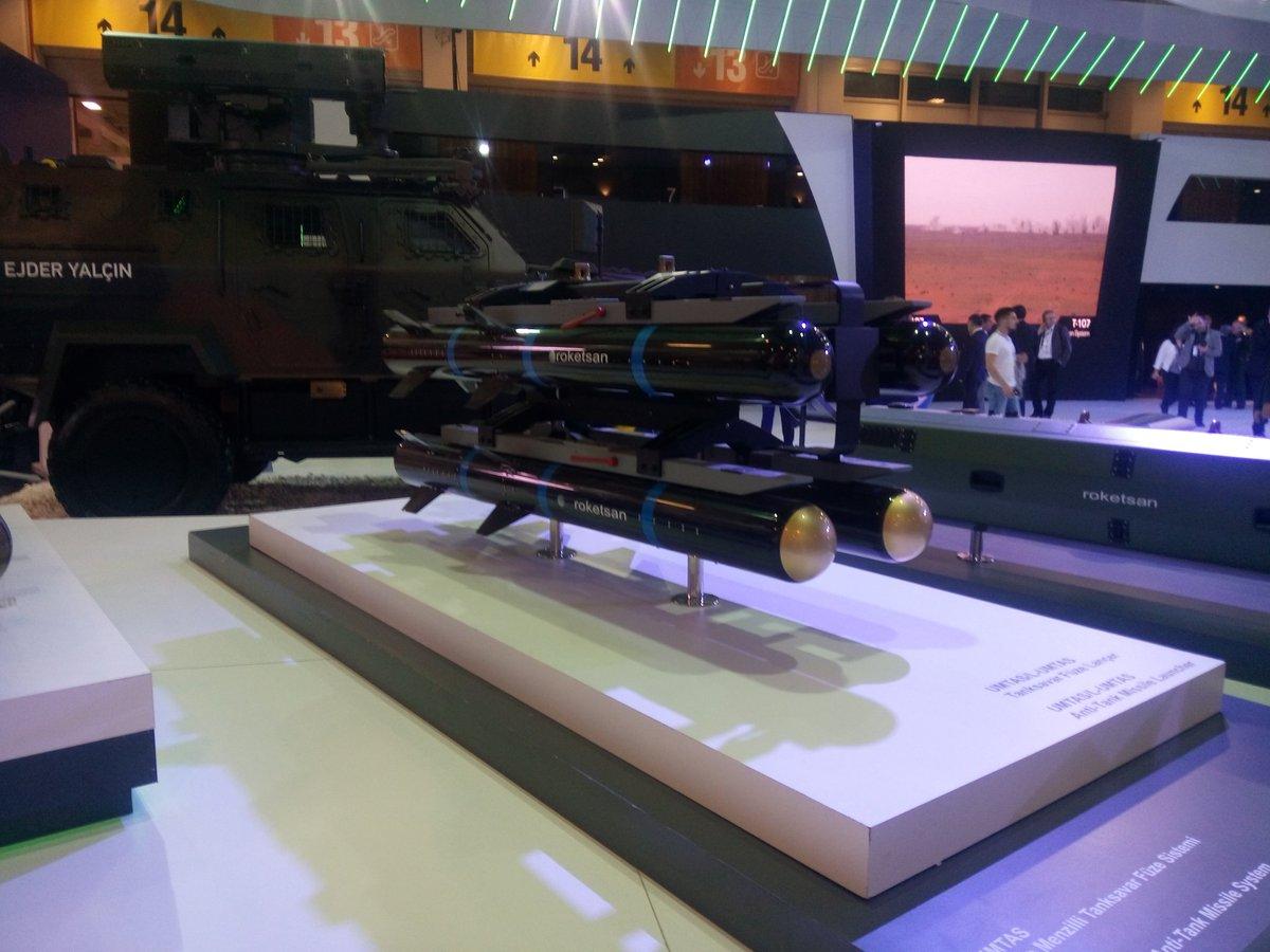 معرض الصناعات الدفاعية الدولي IDEF-17 ينطلق في إسطنبول.....تغطيه مصوره  - صفحة 3 C_tDhPqXUAEb65D