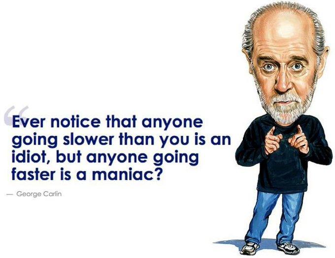 Happy 8oth Birthday to George Carlin