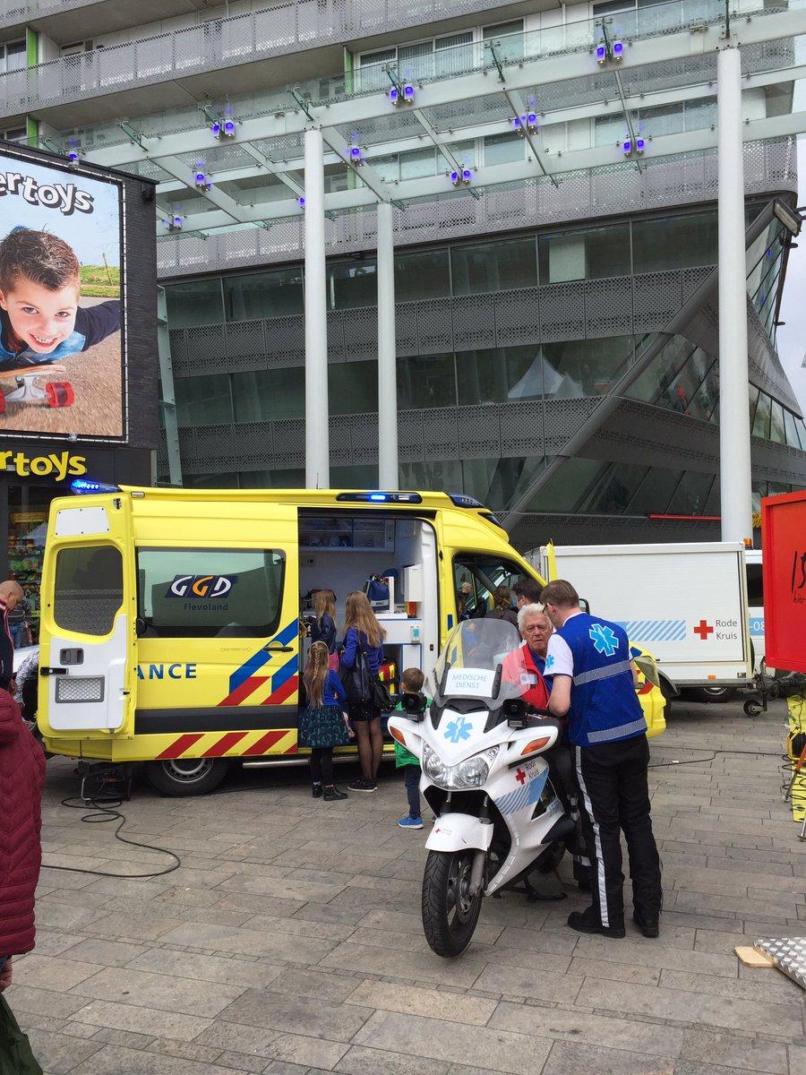 Ggd Flevoland On Twitter Kom Alles Te Weten Over Onze Ambulance Op
