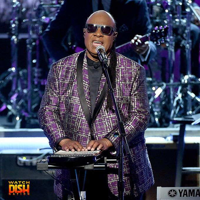 Happy 67th birthday to the iconic Stevie Wonder
